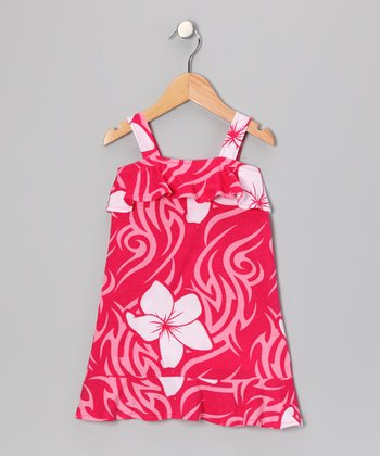 Pink Jeanie Dress - Toddler