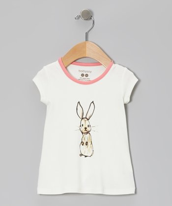 Pink Rabbit Organic Tee - Infant