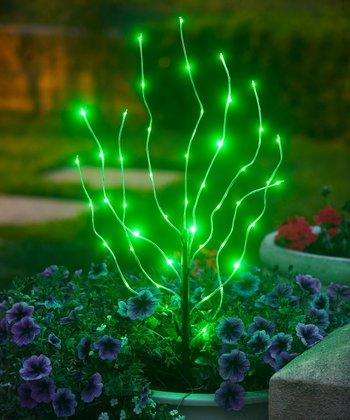 Exhart Green Branch Light