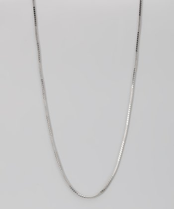 Sterling Silver 1.5-mm Monalisa Chain