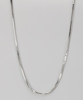 Sterling Silver 2-mm Monalisa Chain