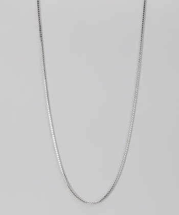 Sterling Silver 1.2-mm Round Mirror Chain