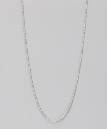 Sterling Silver 1-mm Popcorn Chain