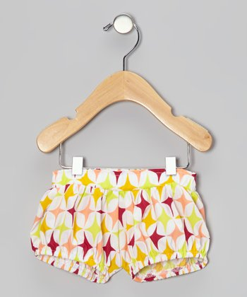Magenta Diamond Bloomers - Toddler