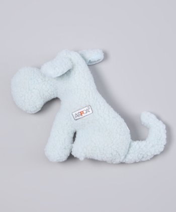 Blue Dog Plush Dog Toy