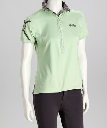 Jade Chole Layered Polo - Women & Plus