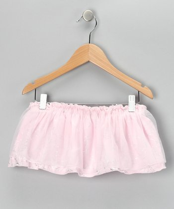 Dreamy Pink Enchanted Skirt - Girls