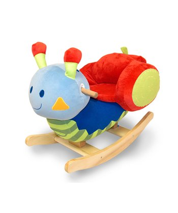 Sandy Snail Rocker