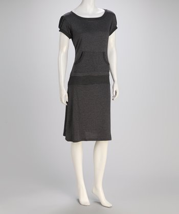 Gray Da Vinci Dress