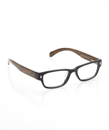 Black & Walnut Olympic Glasses