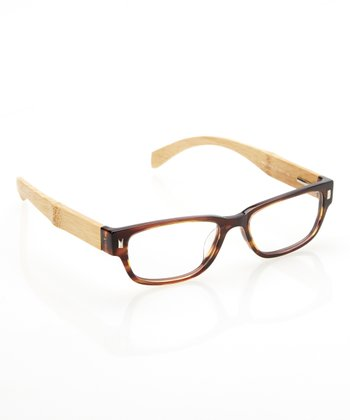 Tortoise & Bamboo Olympic Glasses