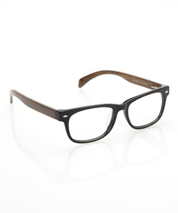 Black & Walnut	Wilshire Glasses