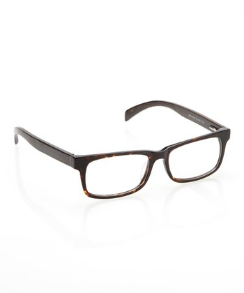 Tortoise & Walnut Mayfair Glasses