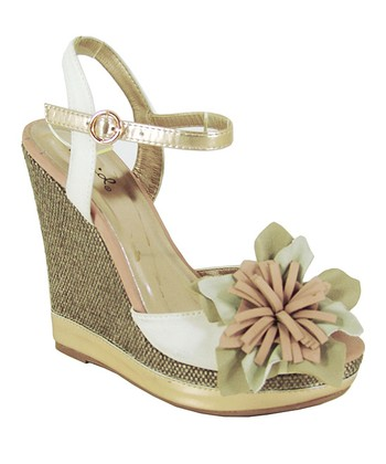 Off-White Enrich Wedge Sandal