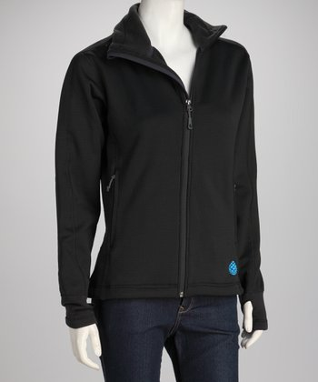 Slate Blue Origins Jacket - Women