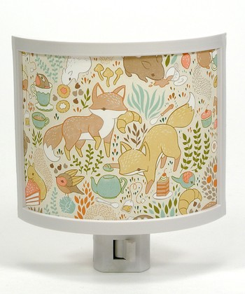 Animal Tea Party Night-Light