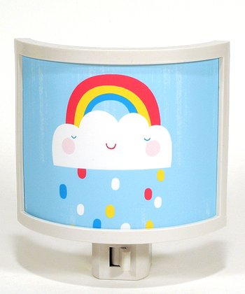 Candy Rain Cloud Night-Light