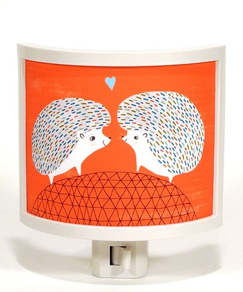 Hedgie Love Night-Light