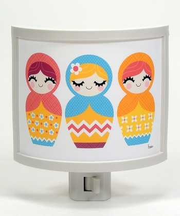 Matryoshka Night-Light