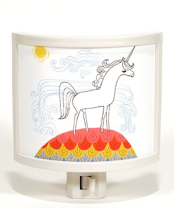Unicorn Hill Night-Light