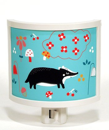 Woodlands Badger Night-Light