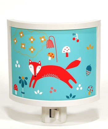 Woodlands Fox Night-Light