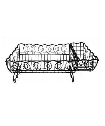 Black Wire Dish Rack