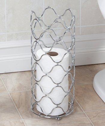 Chrome Maro Toilet Paper Container
