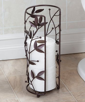 Orb Jardine Toilet Paper Container