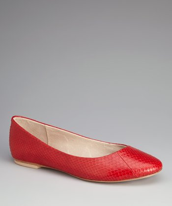 Red Snake Fabulous Flat