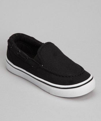 Black Joe-14K Slip-On Shoe