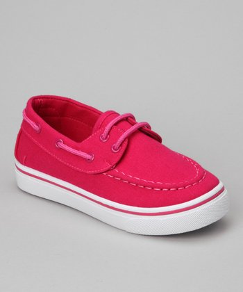 Fuchsia Joe Shoe