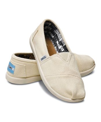 2012 Edition Natural Canvas Classics - Youth