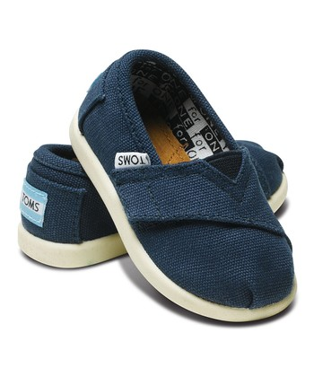 2012 Edition Navy Canvas Classics - Tiny