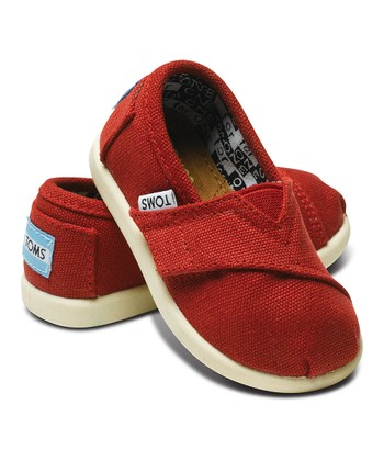 2012 Edition Red Canvas Classics - Tiny