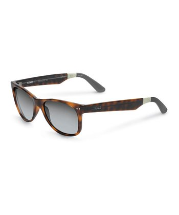Tortoise & Dark Gray Beachmaster - Women & Men