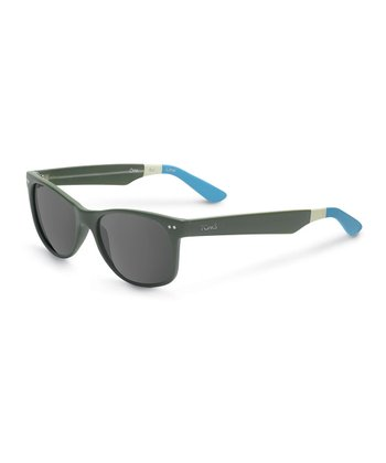 Matte Olive & Light Blue Beachmaster - Women & Men