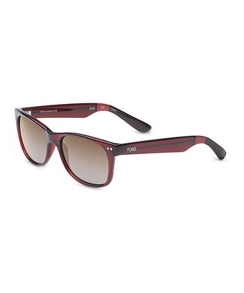 Bordeaux & Pepper Red Beachmaster - Women & Men