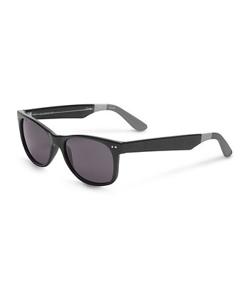 Black & Dark Gray No Logo Beachmaster - Women & Men
