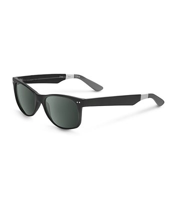 Matte Black & Dark Gray No Logo Beachmaster - Women & Men