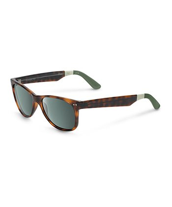 Tortoise & Olive Gray No Logo Beachmaster - Women & Men