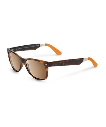 Tortoise & Orange No Logo Beachmaster - Women & Men