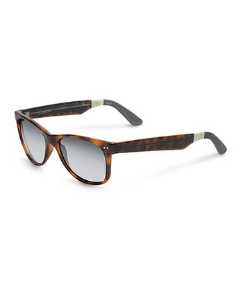Tortoise & Dark Gray No Logo Beachmaster - Women & Men