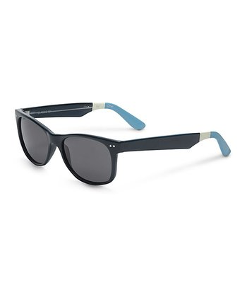 Navy & Light Blue No Logo Beachmaster - Women & Men