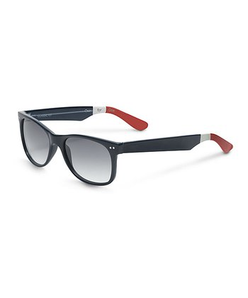 Navy & Red No Logo Beachmaster - Women & Men