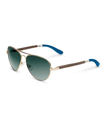 Gold & Pop Blue Maverick - Women & Men