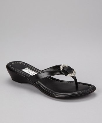 Black Blink Sandal