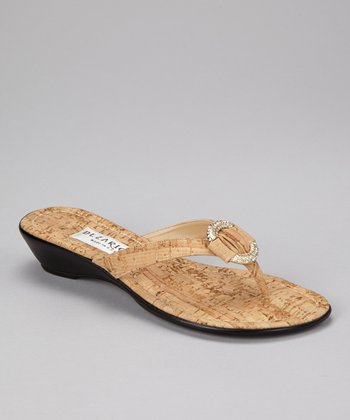 Cork Blink Sandal
