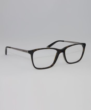 Tortoise Square Glasses