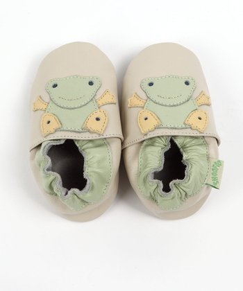 ShooFoo - Frog Soft-Sole Shoe